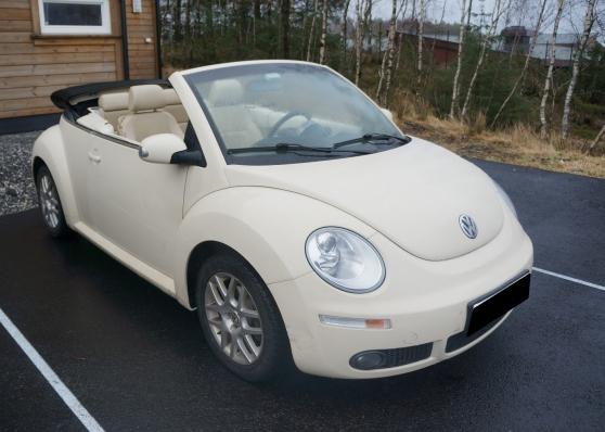 Volkswagen Beetle 1.9-105 D C 2006