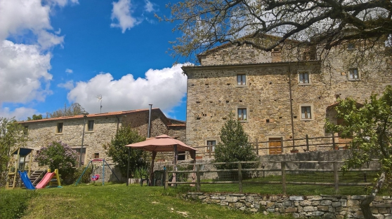 Toscane: maison de vacances+ piscine