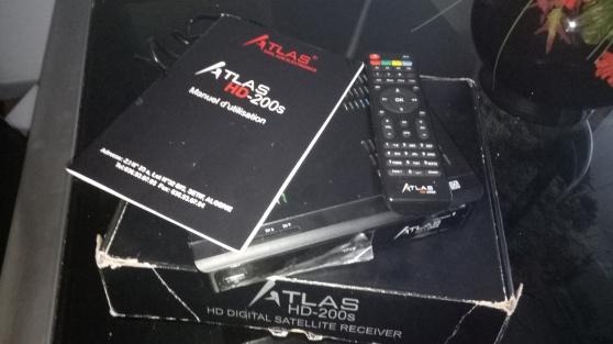 démo numérique cristor atlas hd 200 - Annonce gratuite marche.fr