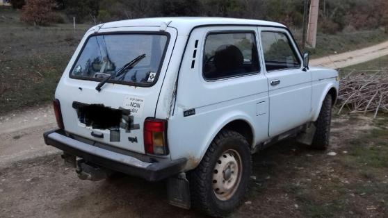 lada niva 4x4 essence de 2001 - Annonce gratuite marche.fr