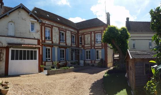 a vendre maison centre nonancourt 204 m² - Annonce gratuite marche.fr