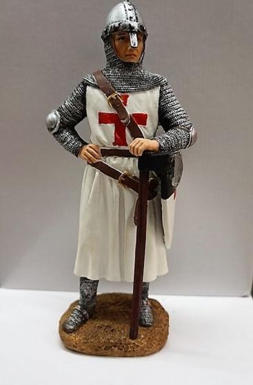 Annonce occasion, vente ou achat 'Figurine neuve chevalier templier.'