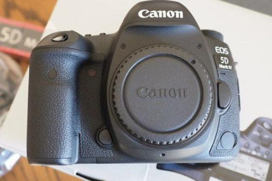 Canon EOS 5D Mark iv en très bon état.