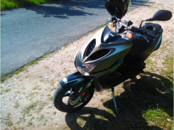 Annonce occasion, vente ou achat 'Scooter MBK Nitro'
