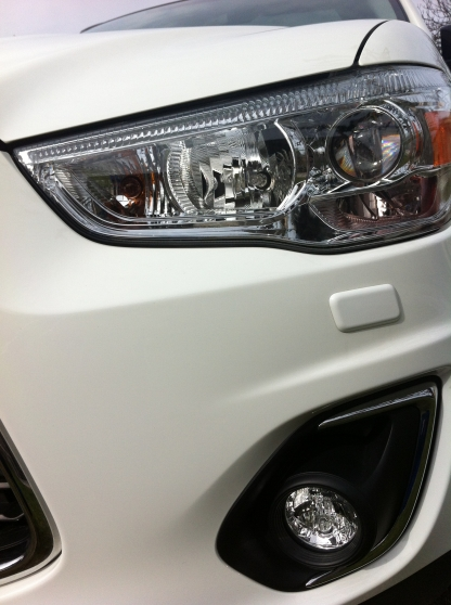 Mitsubishi ASX diesel 115 ch 4x2 intense - Photo 3