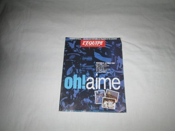 Annonce occasion, vente ou achat 'l\'équipe magazine N° 817'