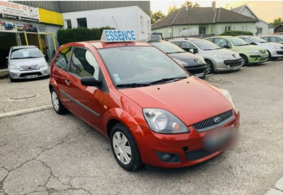 Annonce occasion, vente ou achat 'Voiture Ford fiesta'