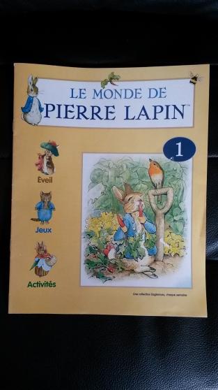 Annonce occasion, vente ou achat 'Le Monde de PIERRE LAPIN'