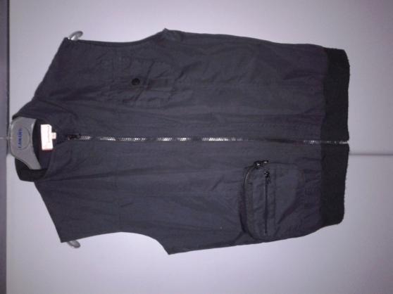Blouson Multipoches Noir Femme Taille 2