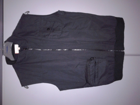 Annonce occasion, vente ou achat 'Blouson Multipoches Noir Femme Taille 2'