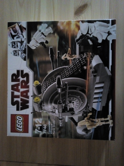 Lego Star Wars 7748 Corporate alliance t