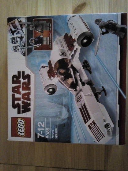 Lego Star Wars 8085 Freece Speeder