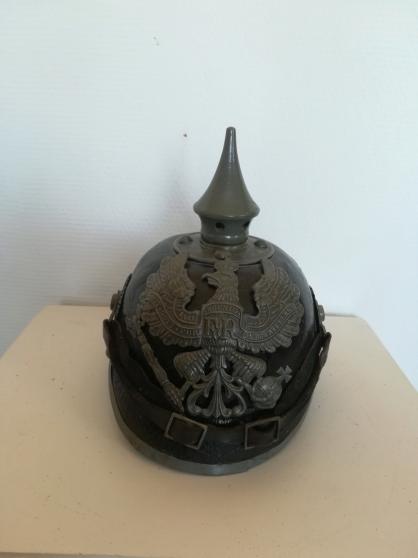 casque a pointe 1915