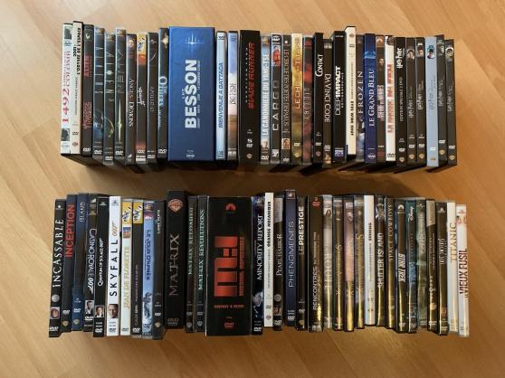 Annonce occasion, vente ou achat 'Lot 74 DVD'