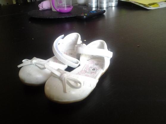 7cf6e05adbe5e chaussures ballerine fille taille 22 - Annonce gratuite marche.fr ...