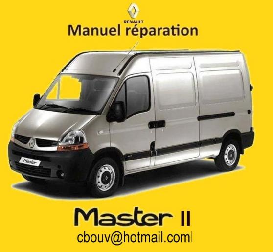 Revue atelier Renault Master 2