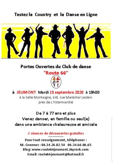 Annonce occasion, vente ou achat 'Cours de danse Country'