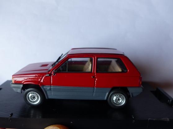 Annonce occasion, vente ou achat 'FIAT PANDA 1ère série BRUMM 1/43ème'