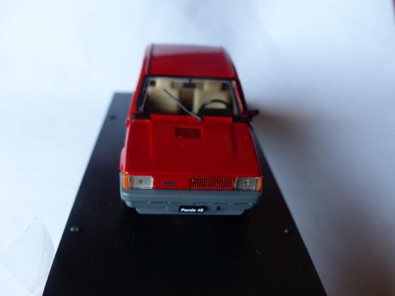 FIAT PANDA 1ère série BRUMM 1/43ème - Photo 2
