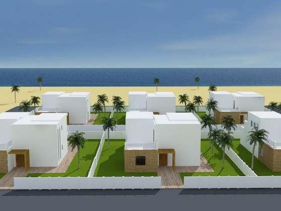 Djerba villa de luxe vue mer,piscine...