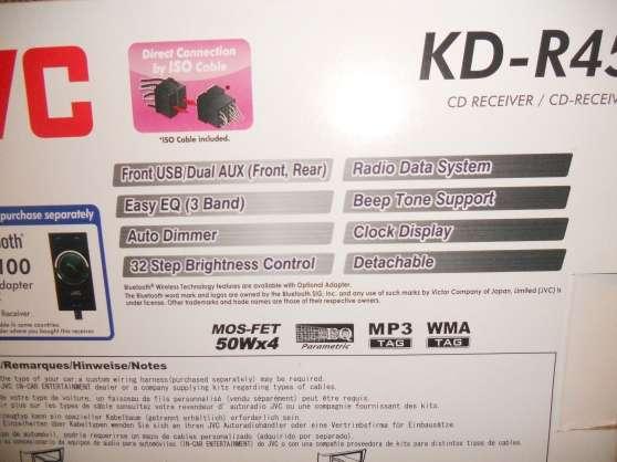 autoradio jvc kd-r45