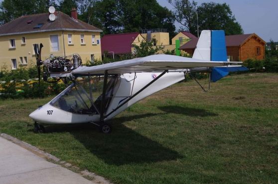 Annonce occasion, vente ou achat 'ULM IKARUS C22B/912'
