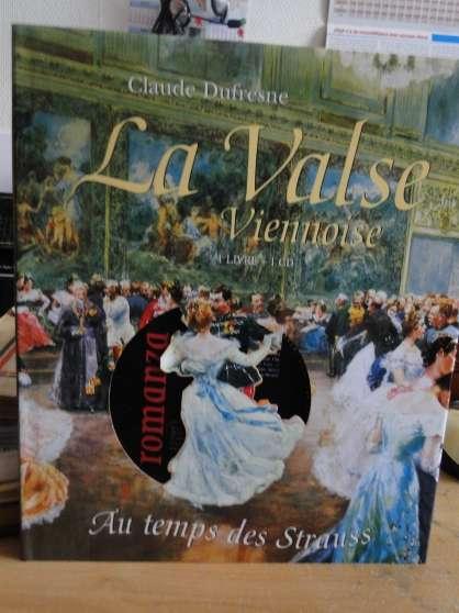 la valse viennoise de Claude Dufresne