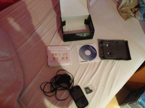Annonce occasion, vente ou achat 'Blackberry curve 8520 Noir'