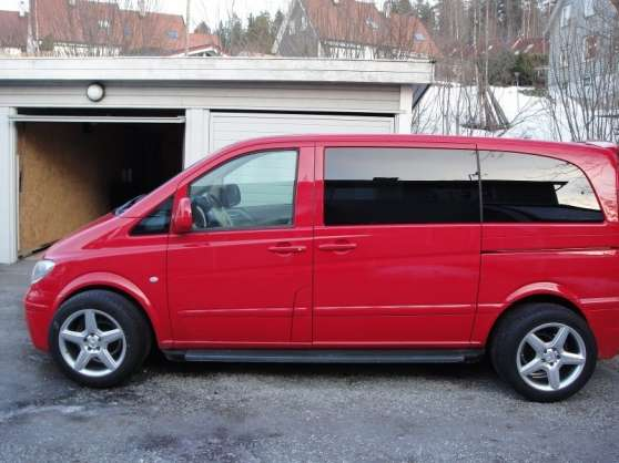 Mercedes benz vito 2 2 cdi athis mons auto mercedes - Garage occasion athis mons ...