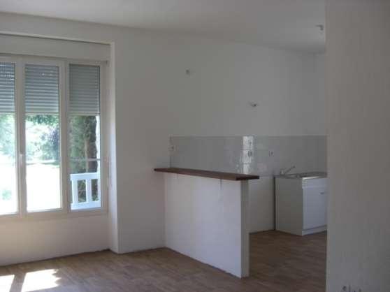 Appartement F2 avec Jardin
