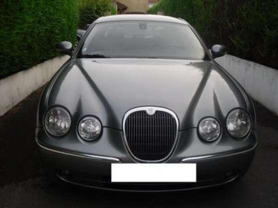 Jaguar S-type 2.7 d bi-turbo sport diese
