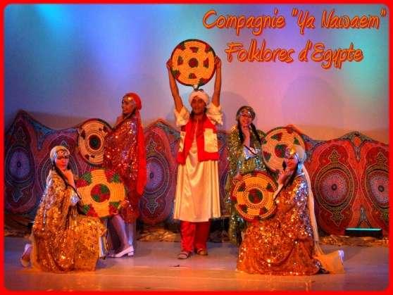 Troupe danse orientale/égyptienne