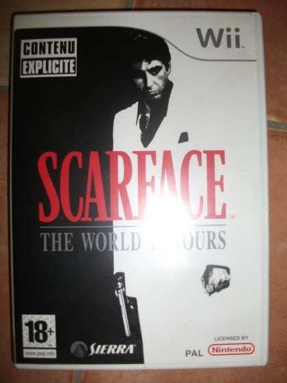 Jeu Scarface sur Wii