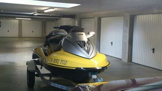 Annonce occasion, vente ou achat 'jet SKI seadoo gtx supercharger rotax 4'