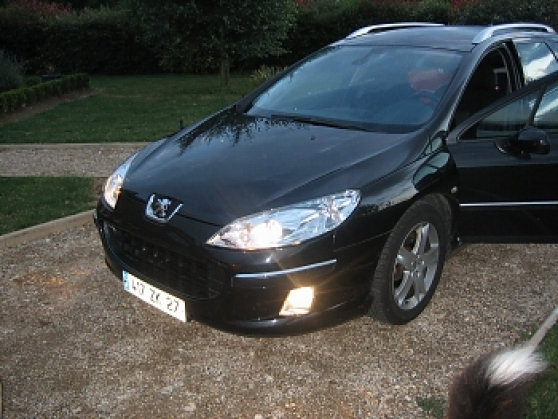 Peugeot 407 (2005)