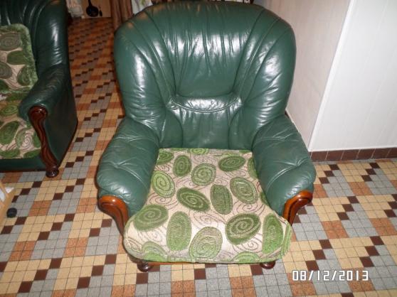 Annonce occasion, vente ou achat 'don de fauteuil en cuir'