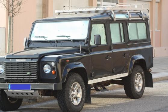 Land rover defender vitre latérale /& désembuage pare-brise kit