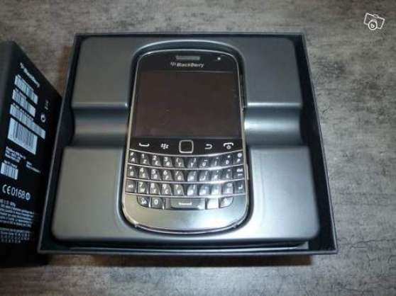 Annonce occasion, vente ou achat 'Black berry Bold 9900 en très bon état'