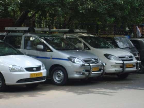 Location de voiture+chauffeur au Rajasth