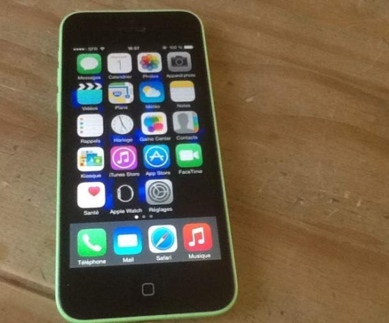 Iphone 5C - Photo 3