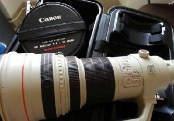 canon lens ef 600mm 14 l is usm