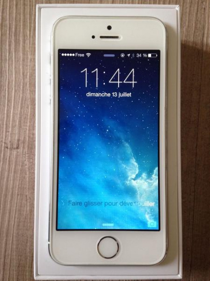 Annonce occasion, vente ou achat 'Iphone 5s 16 gb'