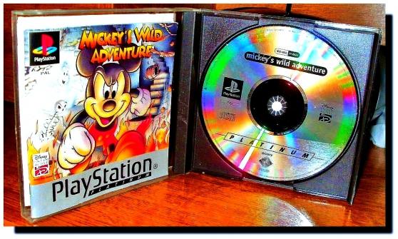 Mickey\'s Wild Adventure -Playstation 1 - Photo 2