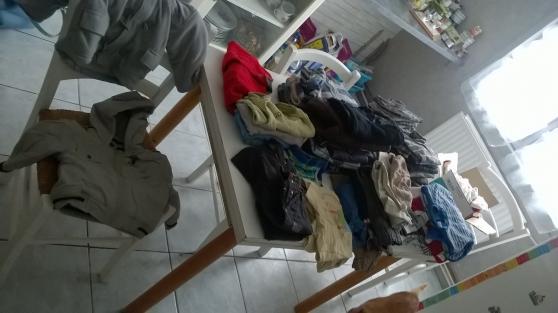 Vêtements garçon de1 mois à 6 ans