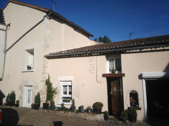 Maison de bourg 4piièces 136m²