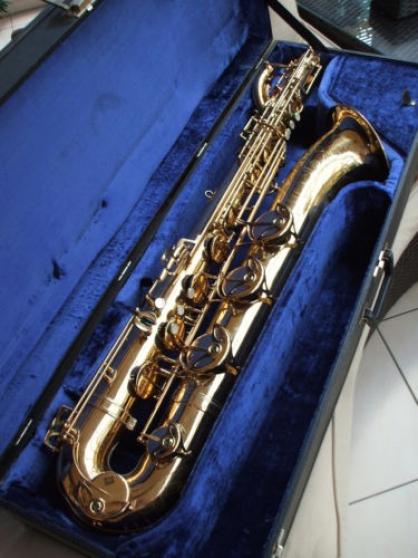 Selmer baryton saxophone, Mark vii