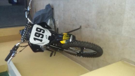 Annonce occasion, vente ou achat 'Dirt bike 125cc'