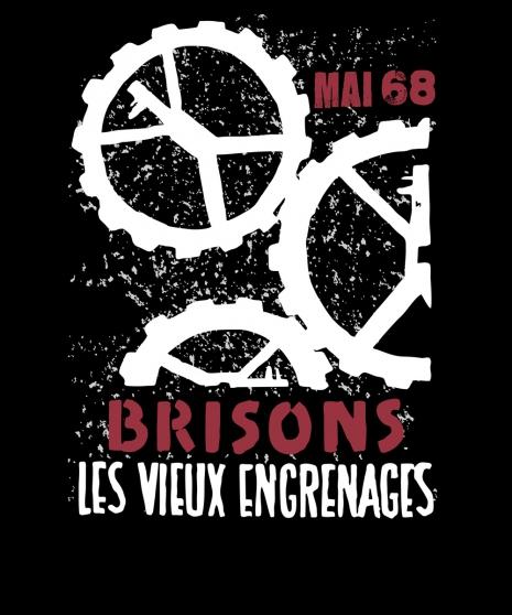 Mai 68 Brisons les Vieux Engrenages - Photo 2