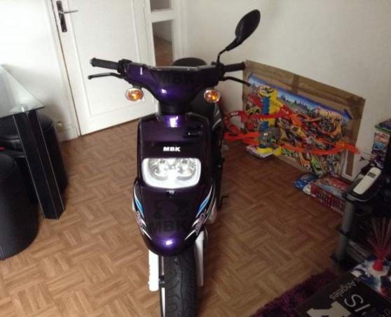 scooter mbk spirit violet - Annonce gratuite marche.fr