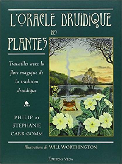 Annonce occasion, vente ou achat 'L\'oracle druidique des plantes'